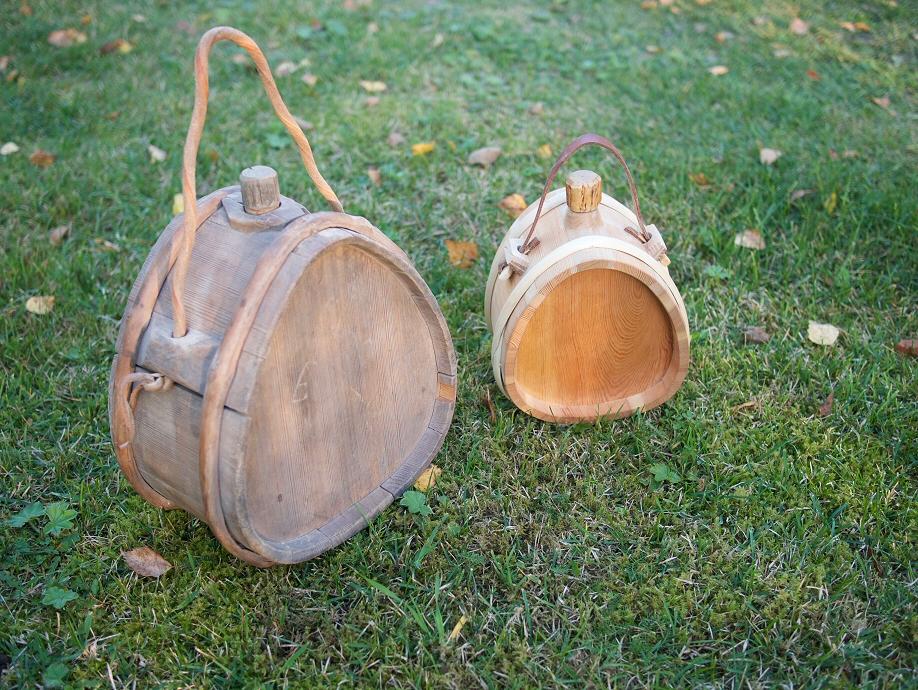 Träflaska och Multiarena