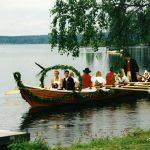 Båthus och Stinan